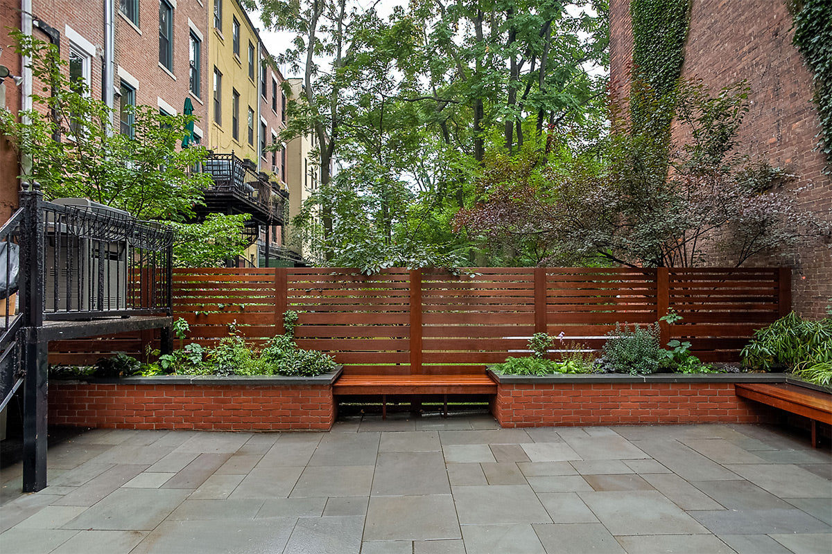 NYC Backyard Landscaping