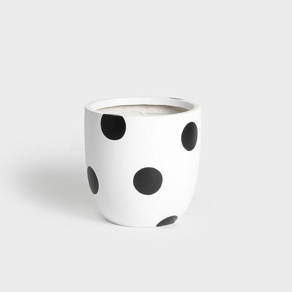 Design Twins Polkadot - Small | Pots For Indoor Plants