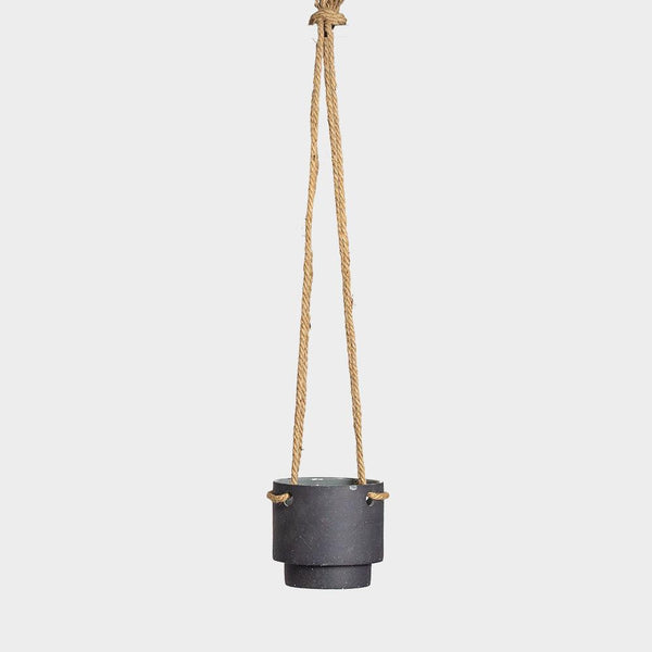 Ferm Living Low Hanging Planter Medium | Pots For Indoor Plants
