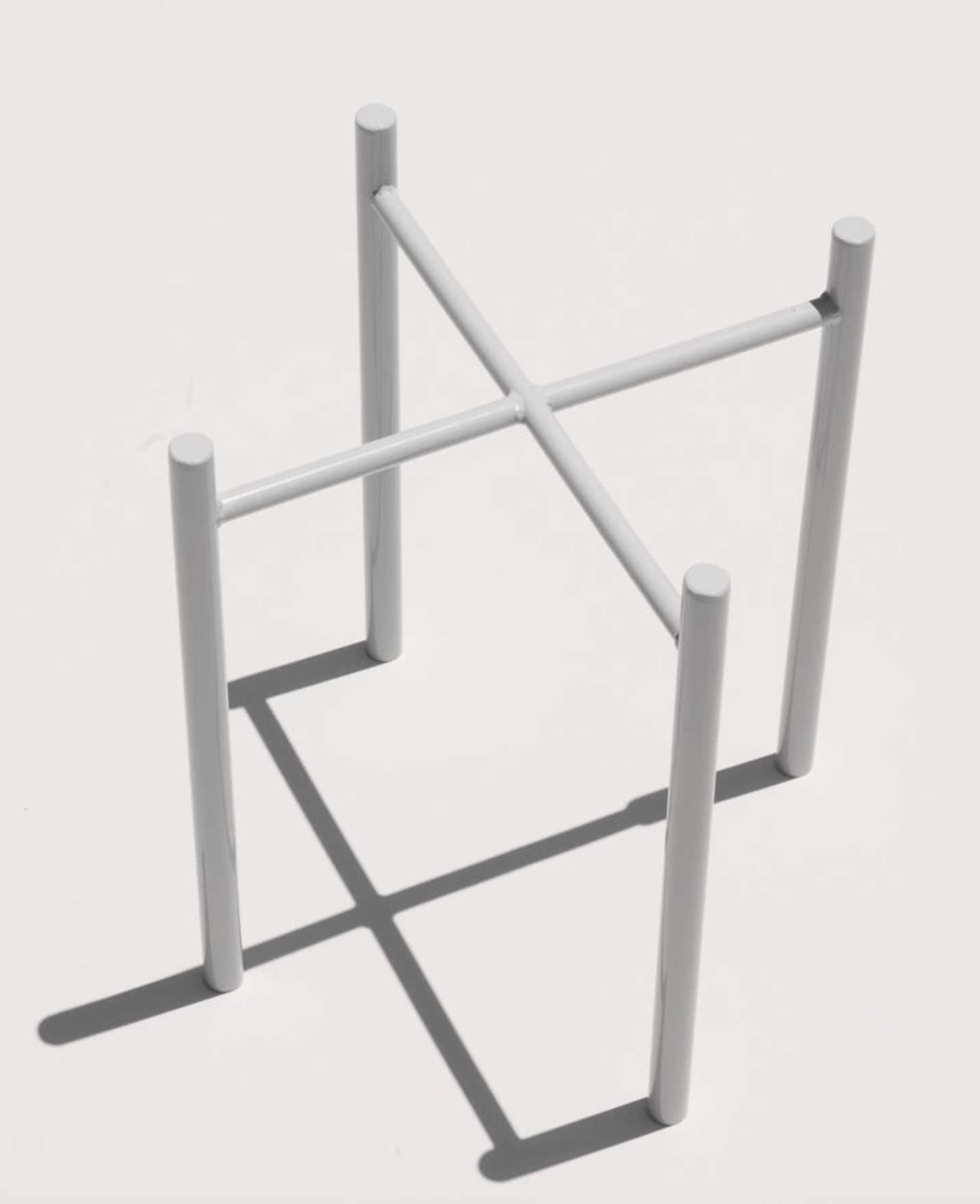 .Yield Design Plant Stand Large.: Grey