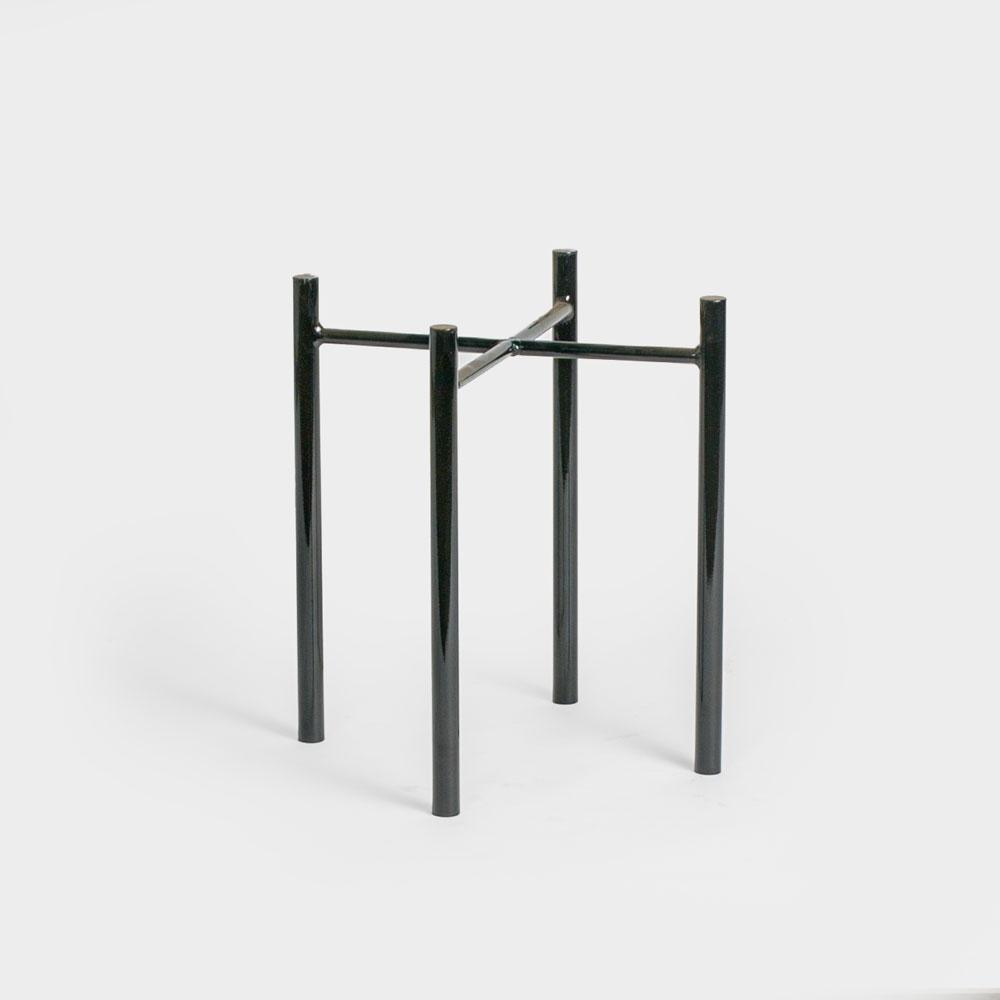 .Yield Design Plant Stand Large.: Black
