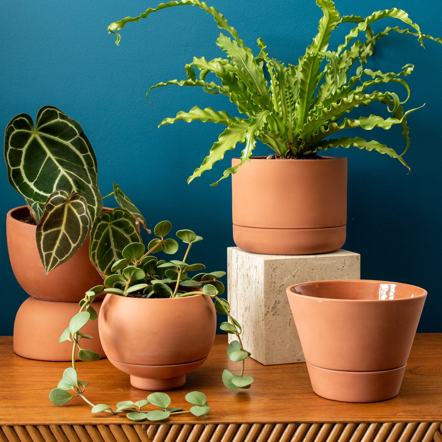 Varick 20 Self Watering Pot