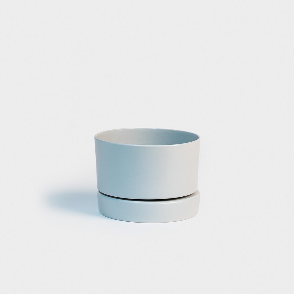Menke Modern Planter No. 5 Grey