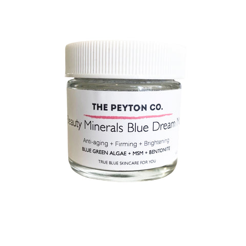 Beauty Minerals Blue Dream Masque