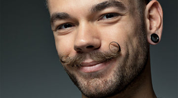 How To Grow and Maintain A Mustache