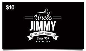 Uncle Jimmy Gift Card $10