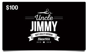 Uncle Jimmy Gift Card $100