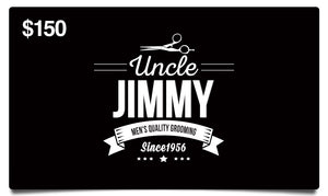 Uncle Jimmy Gift Card $150