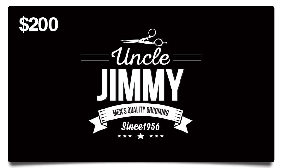 Uncle Jimmy Gift Card $200
