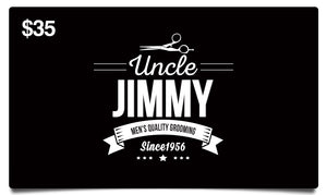 Uncle Jimmy Gift Card $35
