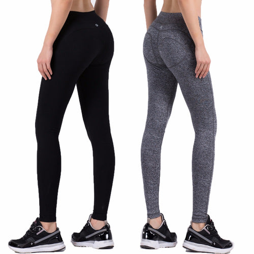 Solid Colour Crossfit Bodybuilding Compression Tights