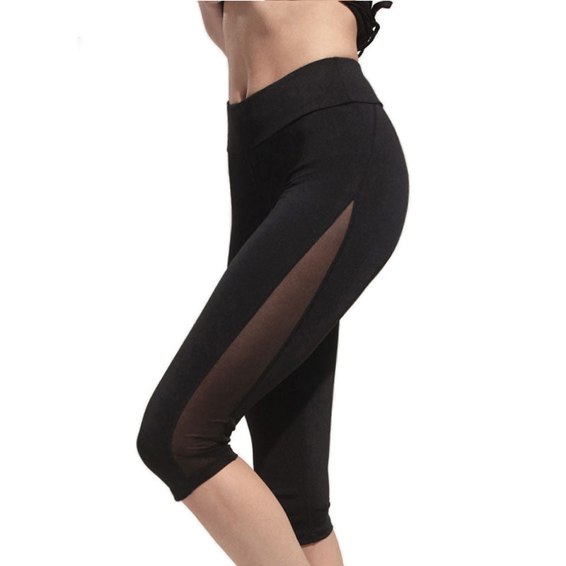 Simple Women Crossfit Bodybuilding Compression Tights