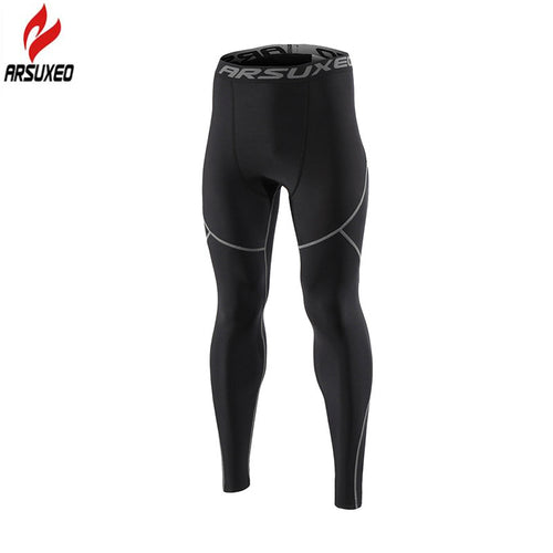 Warm Thermal Compression Tights