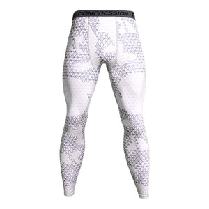 Camo Compression Tights