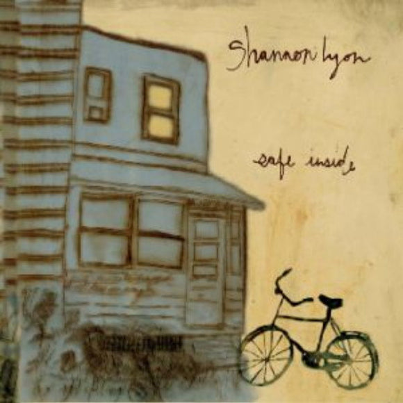 Shannon Lyon - Safe Inside CD