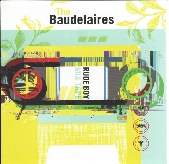The Baudelaires - Rudeboy Mix Tape CD