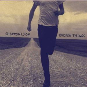 Shannon Lyon - Broken Things CD