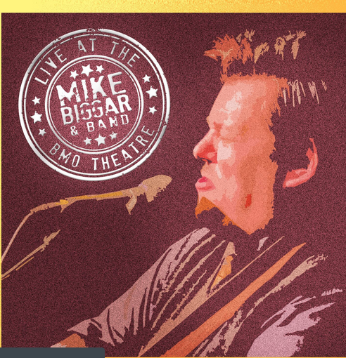Mike Biggar - Live At The BMO Theatre CD