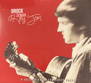 Brock Zeman - Hey Tom -  CD