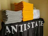ANTISTATE Ltd patched blanket