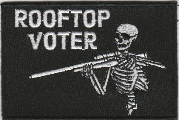 "antistate ""rooftop voter"" patch"