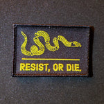 "antistate ""resist, or die"" patch"