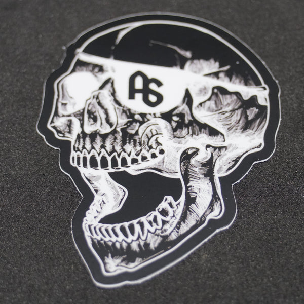 antistate eyepatch decal 3""