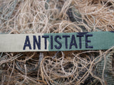 ANTISTATE RipStop Name Tape