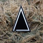 "cornerstoneΔ black triangle 3"" decal"