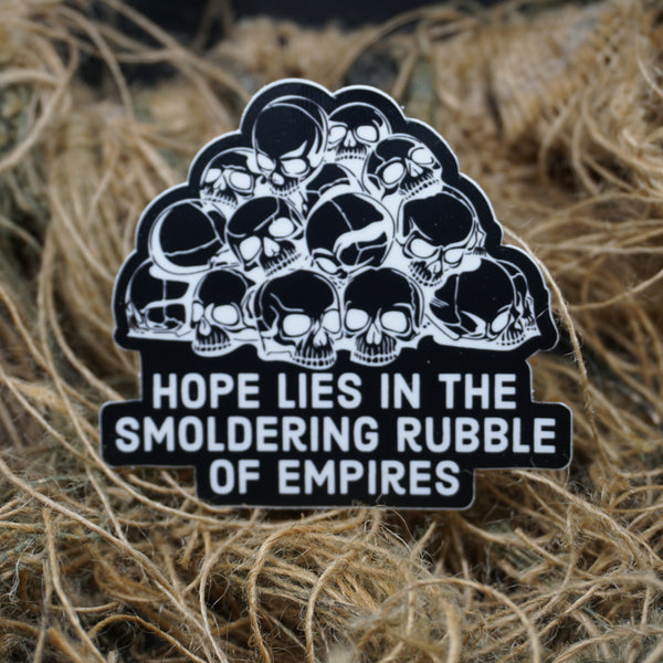 rubble of empires decal