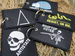 ANTISTATE patch keychain