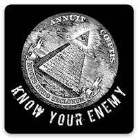 know your enemy decal 2""
