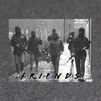 ANTISTATE friends decals