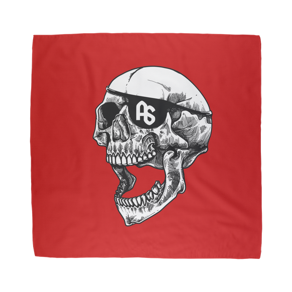 ANTISTATE No Quarter bandana