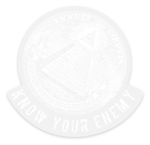 know your enemy decal