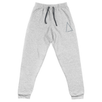 cornerstone silver embroidered joggers
