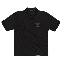 cornerstone patch polo