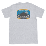 ruby ridge v1 t-shirt