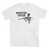 rooftop voter v1 light t-shirt
