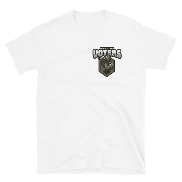 rooftop voters v2 t-shirt
