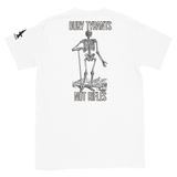 bury tyrants not rifles v2 light t-shirt