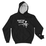 ANTISTATE rooftop voter v1 Champion hoodie