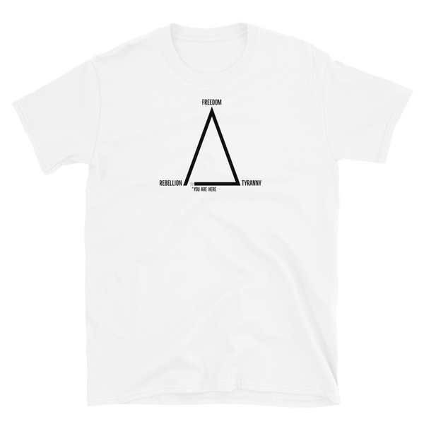diagram cornerstoneΔ t-shirt