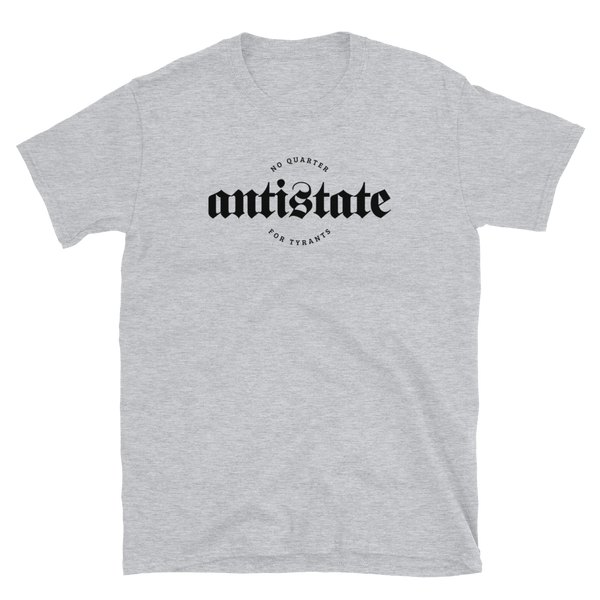 antistate no quarter for tyrants v1-b t-shirt