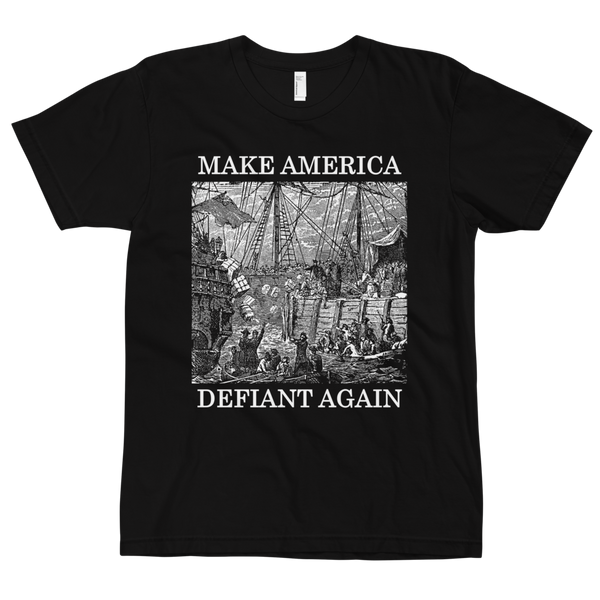Make America Defiant Again v1 t-shirt