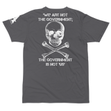 the gov't is not us v2 t-shirt