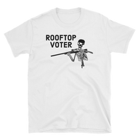 rooftop voter fpc t-shirt