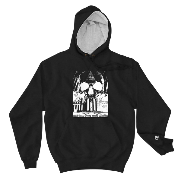 end the fed champion hoodie