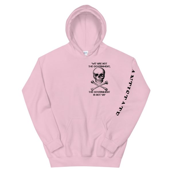the gov't is not us v2 hoodie