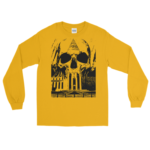 end the fed v2 long sleeve shirt